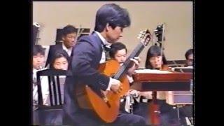 Concierto de Aranjuez(アランフェス協奏曲)1movement 1993年4月7日1楽章