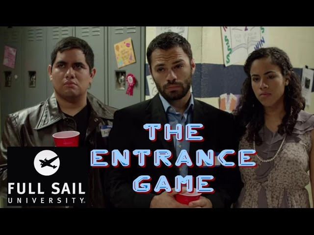 THE ENTRANCE GAME  I  Full Sail Short