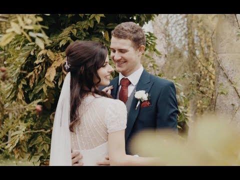 Scott and Jenny's beautiful wedding at The Orangery, Settrington