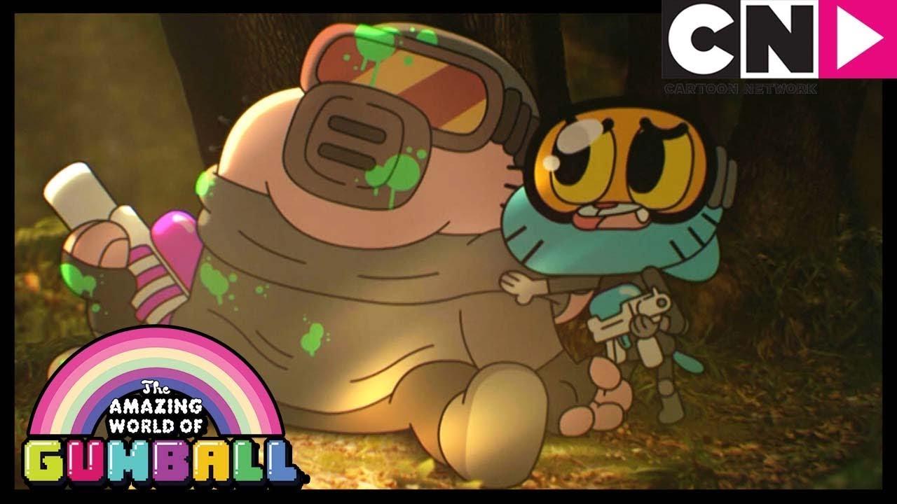 Lodówka | Niesamowity świat Gumballa | Cartoon Network