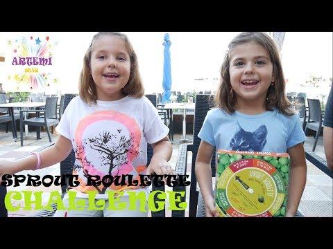 Λαχανάκια Βρυξελλών CHALLENGE 🥗πρόκληση βίντεο παιχνίδια διασκέδαση για παιδιά greek ελληνικά