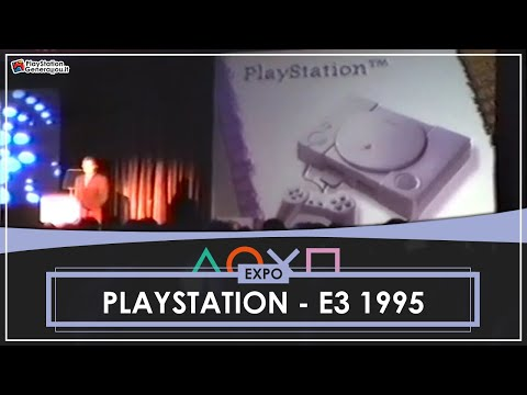 "PlayStation - E3 1995 - SCEA Press Conference - ""299"""