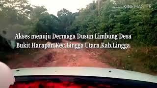 Dusun limbung,Desa bukit Harapan,Kec Lingga Utara