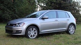 2015 Volkswagen Golf TDI Review