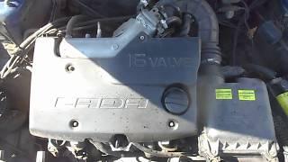 Двигатель ваз 2112 1.5 16-кл.