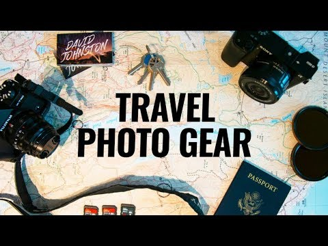 The Most Essential Travel Photography Gear You Need to Think About