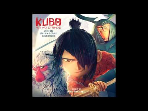 Kubo and the Two Strings OST 16 While My Guitar Gently Weeps