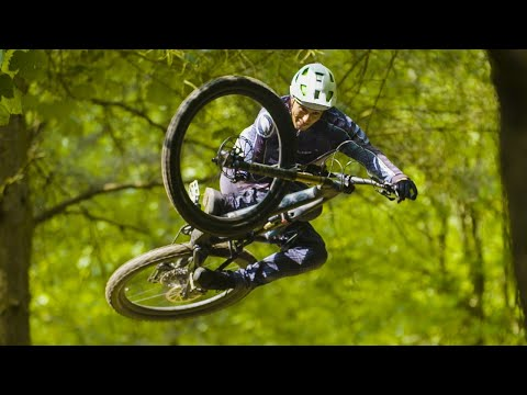 ENDURA Presents KRISS KYLE | The Scottish Wild Cat | Mountain Biking