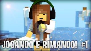 JOGANDO E RIMANDO #1 - SKYWARS HACK!