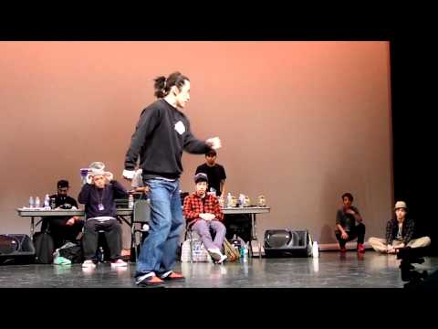 "Canadian Battles -- Popping Judges Solo [Jessey ""Jaekwong"", Deni ""K-Yool"", Henry ""Lux"" Mah]"