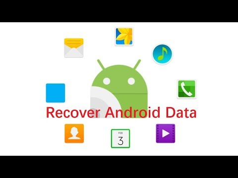 Recover Android Data With FoneLab Android Data Recovery