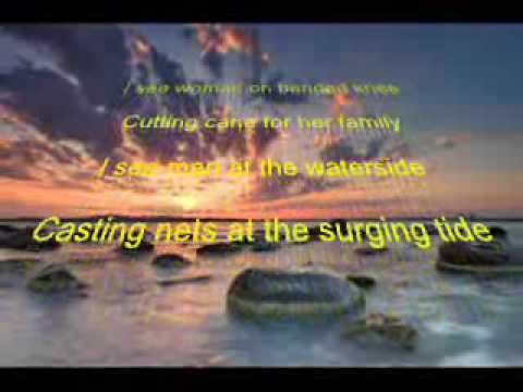 Island In The Sun with lyrics - Harry Belafonte style ...