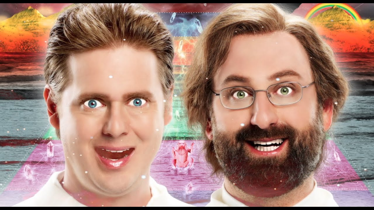 Tim and Eric's Zone Theory - YouTube