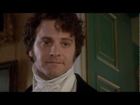 Pride & Prejudice 1995: * She * - Mr. Darcy Desires, At Rosings (Jennifer Ehle, Colin Firth)