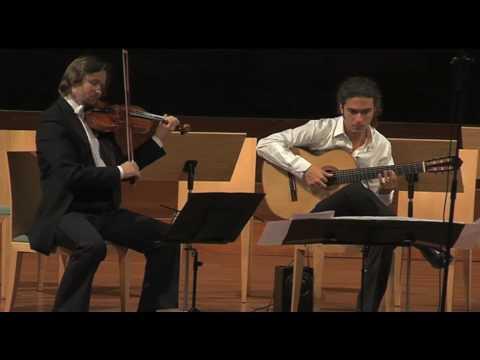 Vivaldi, Trio in C Major - I mov. allegro non molto