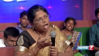 Ungalil Yaar Mudhalvar | Round 3 | News7 Tamil