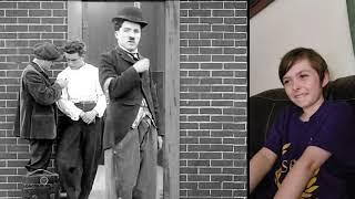 Let's Watch A FILM JOHNNIE (1914) - Charlie Chaplin & Roscoe Fatty Arbuckle