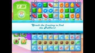 Candy Crush Jelly Saga Level 929 (3 star, No boosters)