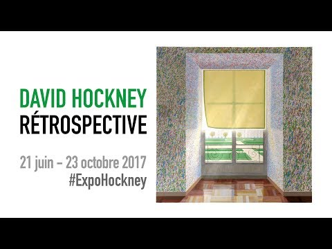 Contre-jour | David Hockney | Exposition | Centre Pompidou