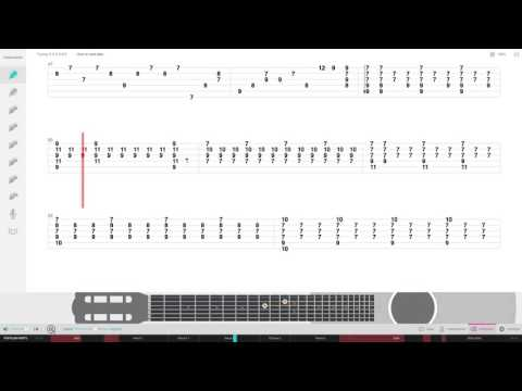 Hotel California Acoustic Guitar Tab Pro