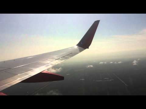 Southwest Airlines Arriving in Orlando w/ Missed Approach