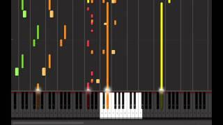 Synthesia - Walkin' On The Sun - [123.33 BPM]