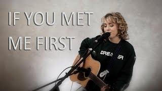 If You Met Me First - Eric Ethridge - Official Video - Jordyn Pollard cover