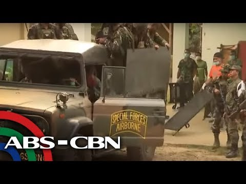 TV Patrol: 8 patay sa engkuwentro ng militar, Abu Sayyaf sa Sulu