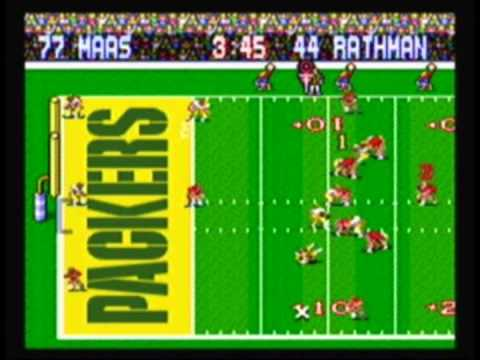2013 NFL Playoffs in Tecmo Super Bowl: NFC Divisional Round