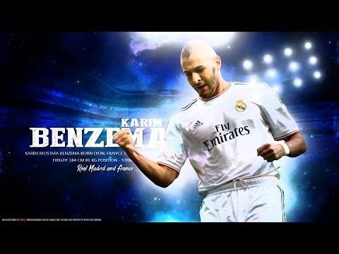Karim Benzema ► All Goals   Assists   La Liga   2013/14 HD