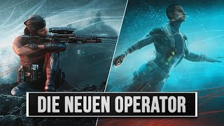 Die neuen Operator im Detail! - Kali & Wamai - Rainbow Six Siege