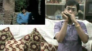 Koi Hota Jisko Apna (Harmonica by Ujjal Dutta)