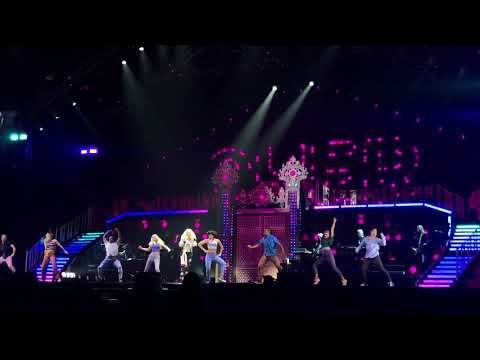 Cher Waterloo - Here We Go Again Tour WIN Entertainment Centre Wollongong N.S.W 16/10/18