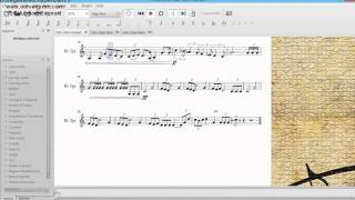 Star Wars sheet music for trumpet (new!)