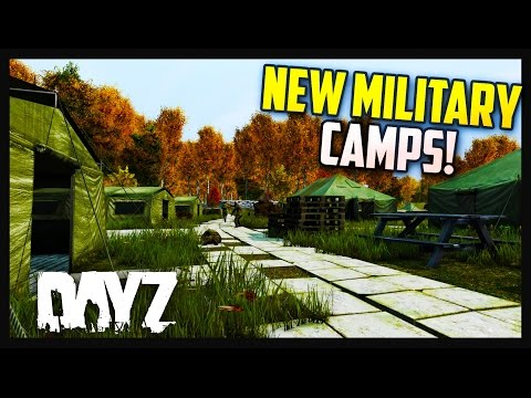 NEW MILITARY BASES - Status Report - DayZ Standalone