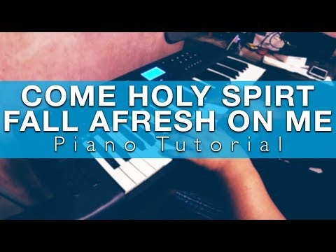 Come Holy Spirit Keyboard chords by Planetshakers - Worship Chords