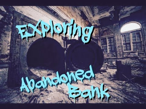 EXPLORING ABANDONED BANK YOULL NEVER BELIEVE WHAT WE SAW|| Urbex Melbourne