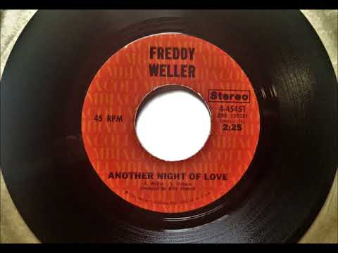 Another Night Of Love , Freddy Weller , 1971