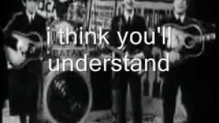 The Beatles I Want To Hold Your Hand( subtitulado en español e ingles)
