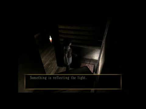 Fatal Frame Part 14 Know i know how link feels when he is looking for a key.