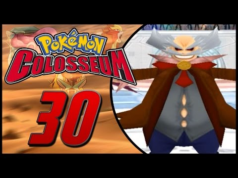 Team-Crypto Babo Intrigo! - Pokémon Colosseum [Deutsch/German] #30