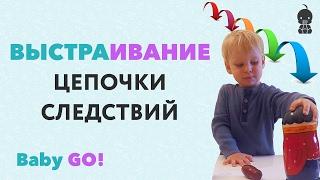 ✪ ИГРЫ НА ЛОГИКУ. Игра на логику для детей Все смешалось. Подготовка к обучению чтению
