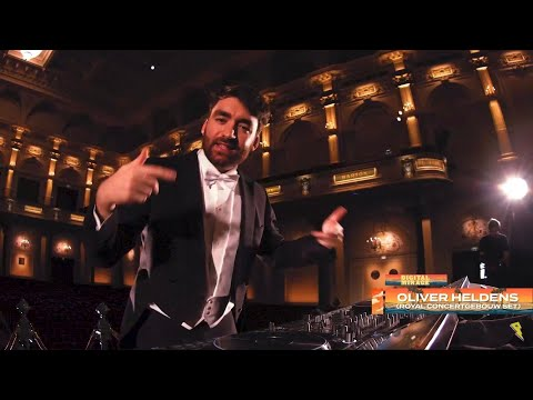 Oliver Heldens live from The Royal Concertgebouw in Amsterdam - June 2020