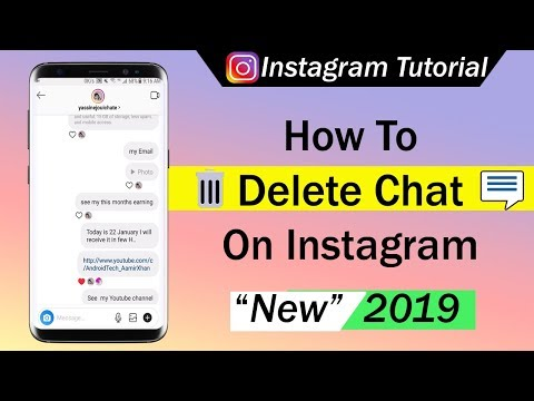 How To Delete Chat On Instagram