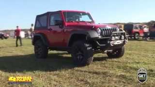 Jeep Jk Wrangler 2011 Build By 4 Wheel Parts Columbiana,oh