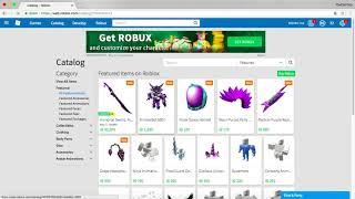 Come ottenere roba gratuita nel catalogo Roblox (non clickbait)
