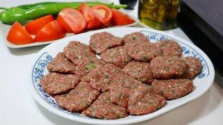 Turkish Kofta Kebab \Köfte\