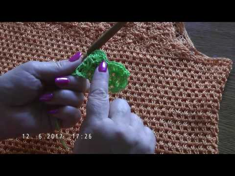 Салфетки крючком Вязание спицами, крючком, уроки вязания
