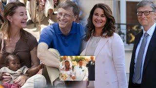 Billionaire Bill Gates And Wife Melinda Gates Divorce