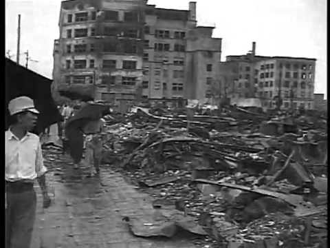 World War II : Tokyo, Post Bombing